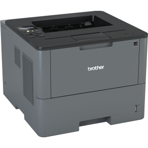 Brother HLL6200DW 46ppm Duplex Wireless Monochrome Laser Printer + 4 Year Warranty Offer! + LT5500 Paper Tray!