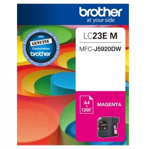 Brother LC23EM Magenta Super High Yield Ink Cartridge