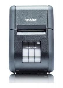 Brother RJ2150 Rugged Jet Mobile Label and Receipt Printer