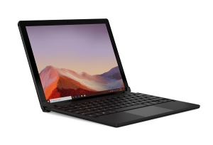 Brydge 12.3 Pro Plus Wireless Keyboard with Touchpad for Surface Pro - Black