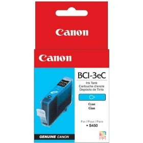 Canon BCI3eC Cyan Ink Cartridge