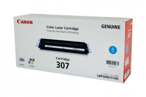 Canon CART307C Cyan Toner Cartridge