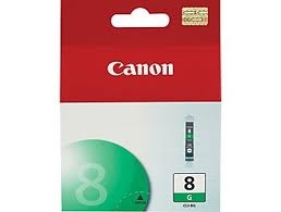 Canon CLI8G Green Ink Cartridge