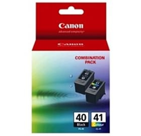 Canon PG-40 + CL-41 Ink Cartridge Combo Pack