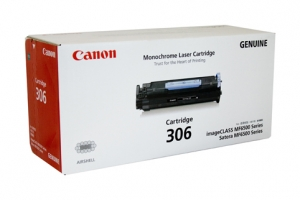 Canon 306 Black Toner Cartridge