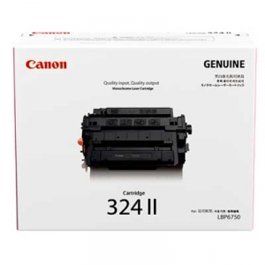 Canon CART324II Black High Yield Toner Cartridge