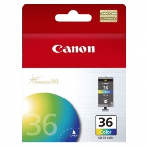 Canon CLI 36 Tri-Colour Ink Cartridge