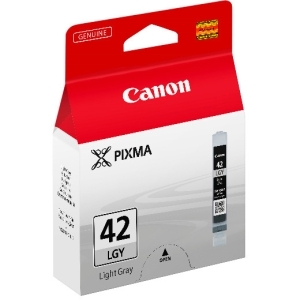 Canon CLI-42LGYOCN Light Grey Ink Cartridge