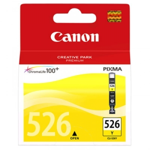 Canon CLI-526Y Yellow Ink Cartridge