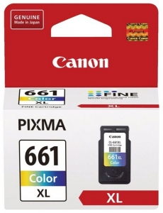 Canon CL-661XL Colour High Yield Ink Cartridge