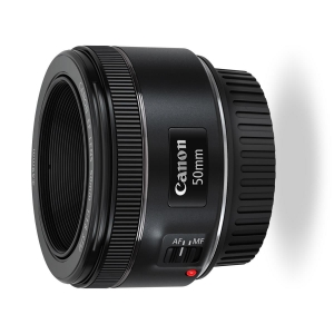 Canon EF 50mm f/1.8 STM Fixed Focal Length Lens