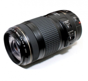 Canon EF 75-300mm f/4 5.6 Lens