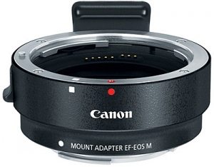 Canon EF Lens Adapter for EOS M Digital Camera
