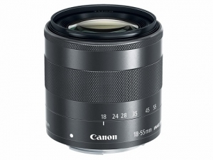 Canon EFM 18-55mm f3.5-5.6 IS STM Lens