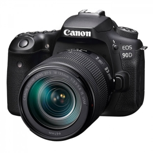 Canon EOS 90D 32.5 Megapixel Digital Camera  with 18-135 Single Lens Kit