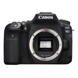 Canon EOS 90D 32.5 Megapixel Digital Camera - Body Only + $150 Cashback or Canon Gift by Redemption!