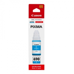 Canon Endurance GI690 Cyan Ink Tank Bottle