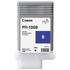 Canon PFI-106B Blue 130ml Ink Tank Cartridge