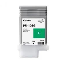 Canon PFI-106G Green Ink Cartridge for IPF6300 and IPF6400