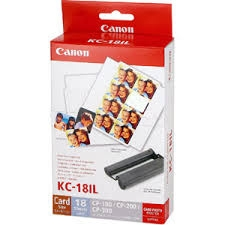 Canon KC-18IL Colored Paper