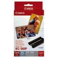 Canon KC-36IP Credit Card Sized Photo Paper