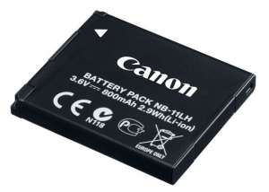 Canon NB-11LH Li-Ion 800mAh Battery Pack