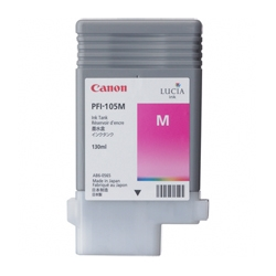 Canon PFI-105M Magenta 130ml Ink Tank Cartridge