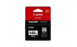 Canon PG-640XL Black High Yield Ink Cartridge