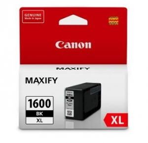 Canon PGI-1600XL Black High Yield Ink Cartridge