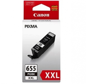 Canon PGI-655XXL Black Extra High Yield Ink Cartridge