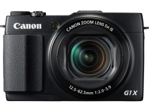 Canon PowerShot G1X Mark II 12.8 Megapixel 5x Optical Zoom Digital Camera