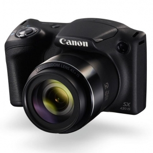Canon Powershot SX430 20 Megapixel 45x Optical Zoom Digital Camera