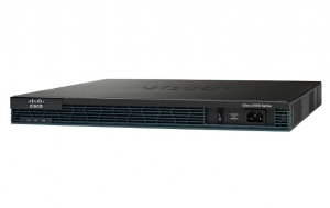 Cisco 2901 Integrated Services Router Security Bundle