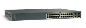 Cisco Catalyst 2960-24PC-L 24 Port POE Manageable Ethernet Switch