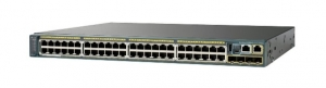 Cisco Catalyst 2960X 48 x RJ-45 2 x Expansion Slots 10/100/1000Base-T Manageable Ethernet Switch