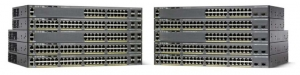 Cisco Catalyst 2960X 48 x POE 10/100/1000Base-T Ports 4 x SFP Manageable Ethernet Switch