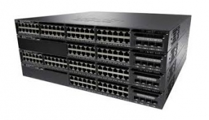 Cisco Catalyst 3650 24 Ports Manageable Ethernet Switch