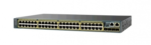 Cisco Catalyst 2960-X 48 Ports 10/100/1000 Manageable Ethernet Switch