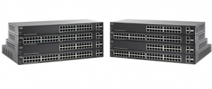 Cisco SG220-50P 48-Port POE Manageable Ethernet Switch
