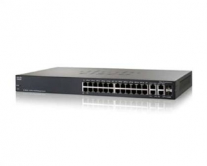 Cisco SF300-24 24-port 10/100 Managed Switch