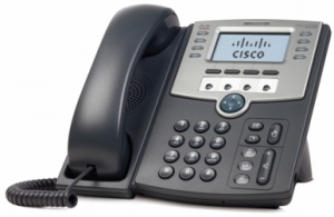 Cisco SPA 509G 12-Line IP Phone with 2-Port Switch, PoE and LCD Display