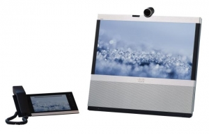 Cisco TelePresence EX60 Web Conference Appliance - CMOS 1920 x 1200 Video 2 x RJ-45 Gigabit Ethernet