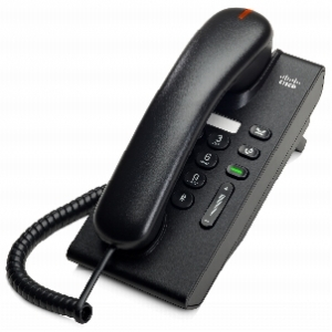 Cisco Unified IP Phone 6901 Charcoal Standard handset