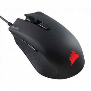 Corsair Harpoon RGB Pro 12000 DPI USB Wired Gaming Mouse - Black