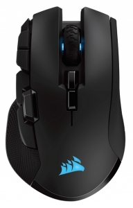Corsair Ironclaw RGB 18000 DPI Wireless Gaming Mouse - Black