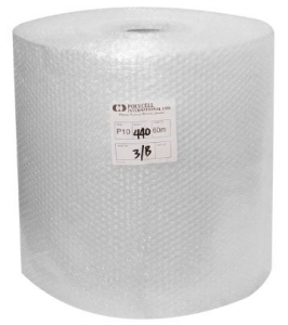 Croxley Polycell 440mm x 60m Clear Bubble Wrap