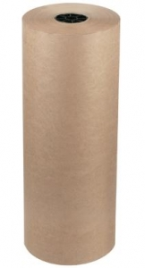 Croxley Kraft Brown Paper Wrap 900mm x 100m Roll