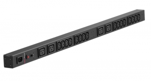 CyberPower Basic 20 Outlet Vertical Rackmount PDU Power Distribution Unit with Overload Protection