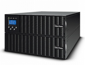 CyberPower Online S 10000VA 9000W Hardwire Terminal Block Outlet Online Double Conversion Rack/Tower UPS