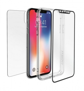 Cygnett 360 Degree Bumper Frame & Glass Protection for iPhone XS Max